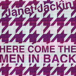 men in back